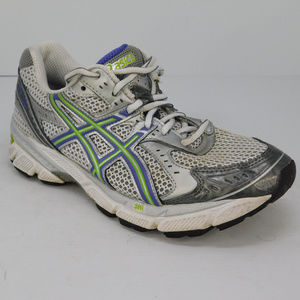 ASICS DUOMAX Gel-1160 Gray White T0J8N Women's
